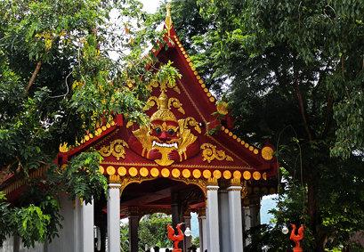 Temple - Ko Samui, Thailand