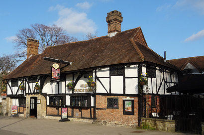 Old Punch Bowl, Crawley