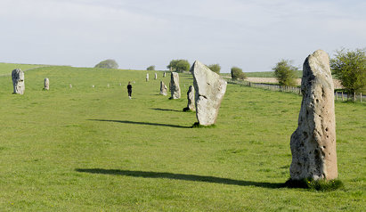 West Kennet Avenue, Avebury