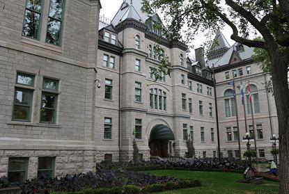 Hotel de Ville - Quebec City