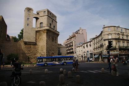 La tour de la Babote