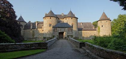 Corroy-le-Château - Le château de Corroy-le-Château