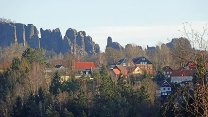 Bad Schandau - Ostrau