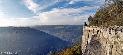 Festung Königstein 3pics 5189x2295px
