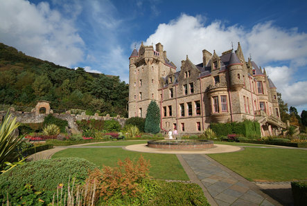 Belfast Castle on Cave Hill