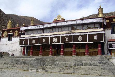 Lhasa, Drepung Monastery -2 (October, 2008)