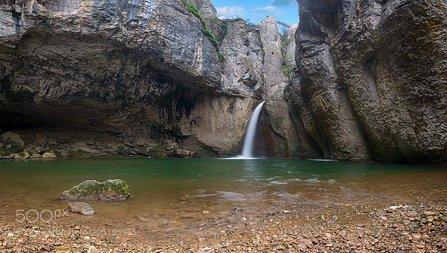 Emen Waterfall