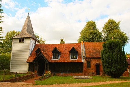 Greensted Church, Essex