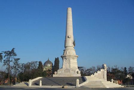 Monument of Liberty, Istanbul