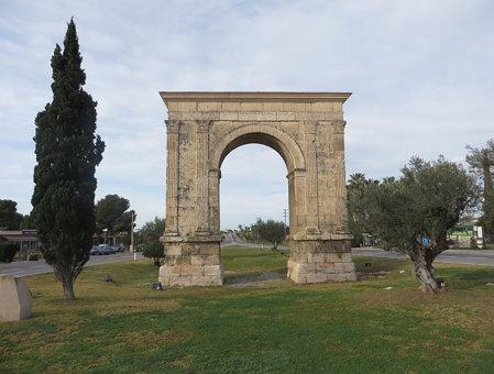 Arc de Triumf de Roda de Berà