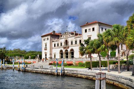 Vizcaya Museum and Gardens #2