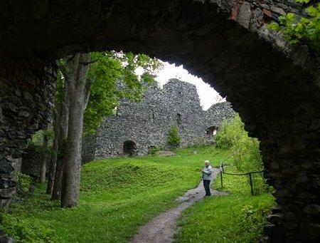Hrad Andělská Hora 2