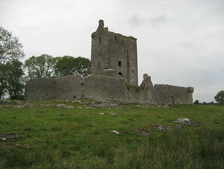 Замок Фиддон