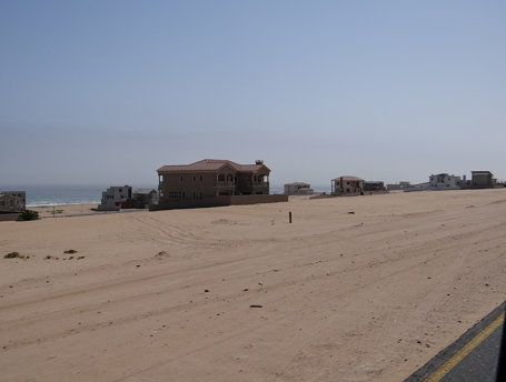 Namibian beach properties