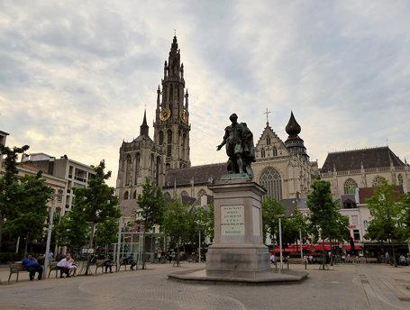 Groenplaats, Antwerp
