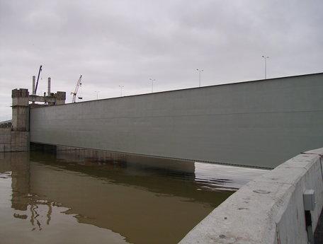 Saint Petersburg Dam