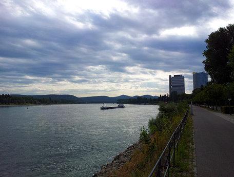29.8. Bonn - Remagen Oberwinter