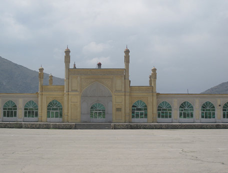 Id Gah - the Longest and possibly the worst repaired Mosque in Kabul