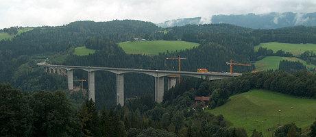Lavant viaduct