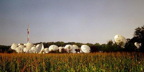 SES S.A. ASTRA-Satellitenempfangsstation Betzdorf (Luxemburg)