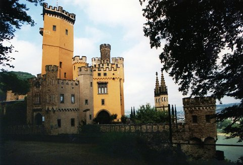 Rhein - Stolzenfels
