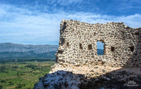 Utvrda Prozor, Vrlika