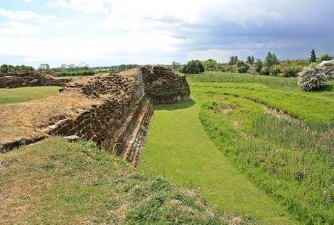 Bolingbroke castle ~ Lincolnshire