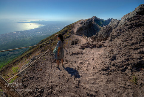 View from the Vesuvius