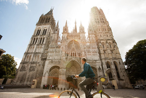Rouen Cathedral (Rouen,France)