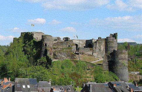 Castle of La Roche-en-Ardenne