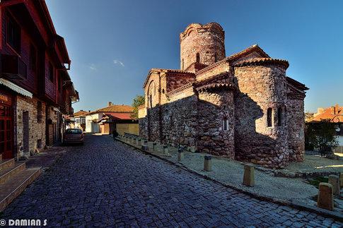 Church of Saint John the Baptist, Nessebar, Bulgaria