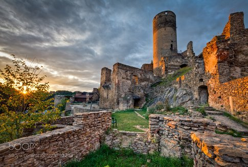 12th Century Castle Kollmitz