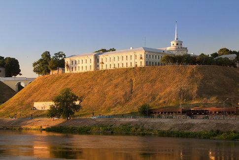 New Hrodna Castle