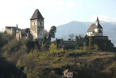 Burgruine Petersberg