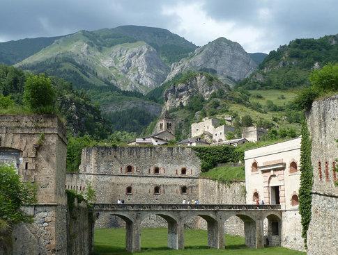 Il Forte di Vinadio (Cn)