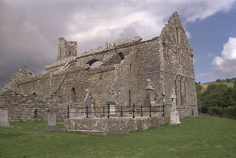 Corcomroe Abbey