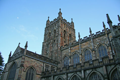Great Malvern Priory