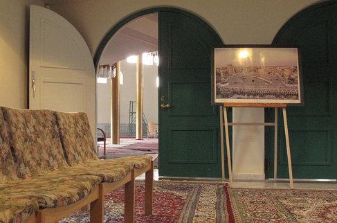 Glimt in i Moskén