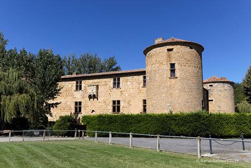 11 Couiza - Château Ducs de Joyeuse XV XVI