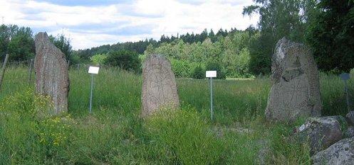Broby bro Runestones