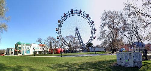 Wien, Frühling 2012