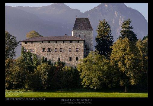 Burg Lichtenwerth