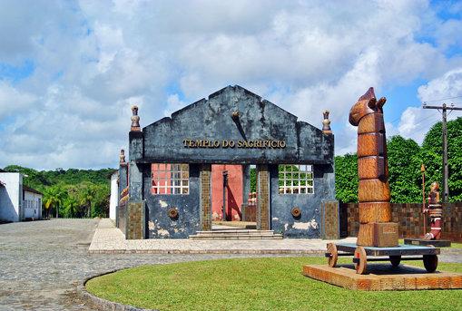 Templo do Sacrifício | Oficina Brennand