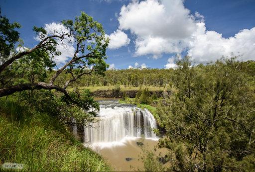 Millstream Falls QLD