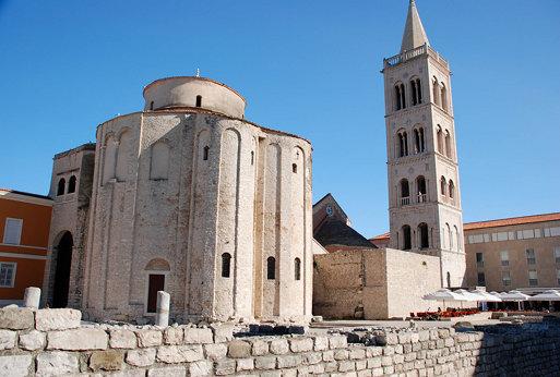 Église St-Donat, Zadar (Croatie)