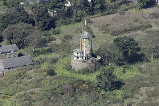 Martello Tower L on Shotley Point