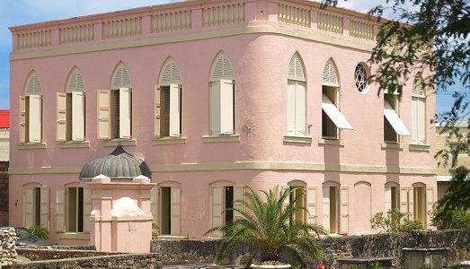 The Jewish Synagogue, Bridgetown, Barbados