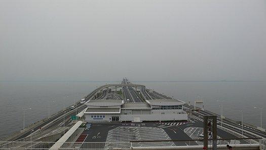 umi-hotaru / 霧の海ほたる
