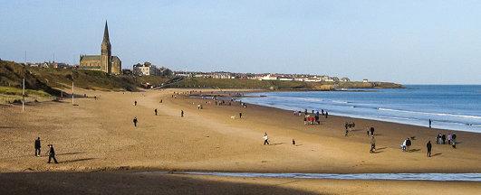 Tynemouth Longsands 2004-1