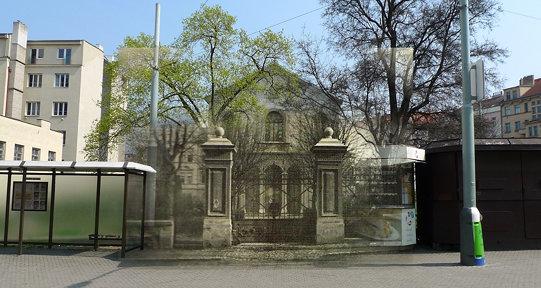 Synagoga na Palmovce 1890/2013